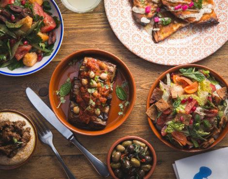 Maison Libanaise: Bringing a Taste of Beirut to Soho