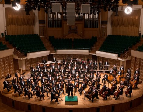 Jaap! The Hong Kong Philharmonic plays Mozard: April 19-20