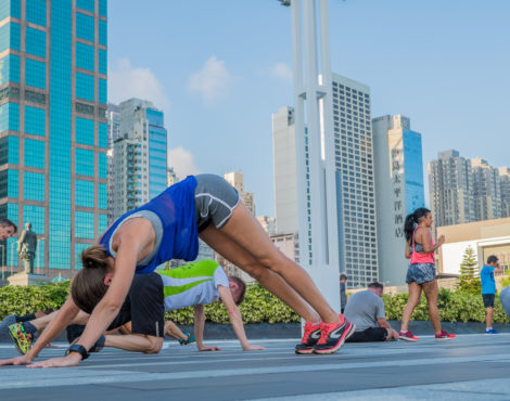5 Fun Summer Workouts in Hong Kong to Try Now