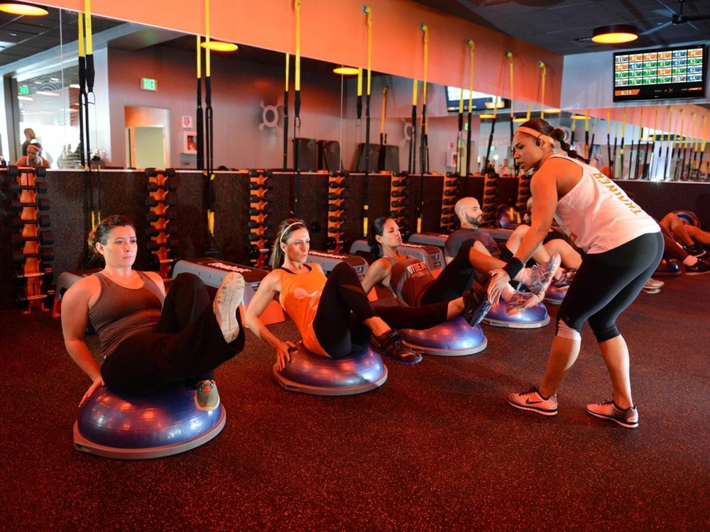Classes driven by attention to heart-rate are a great option for summer workouts.