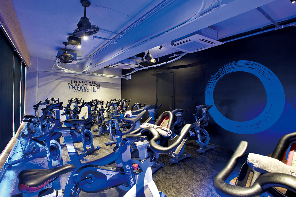 For your summer workouts, try an all-access pass to classes at Torq.