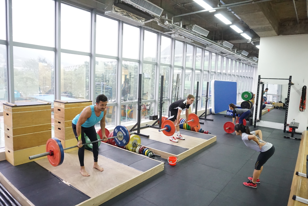 Strength-fuelled summer workouts at Trybe.