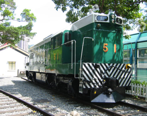 Go Full Steam Ahead at the Hong Kong Railway Museum