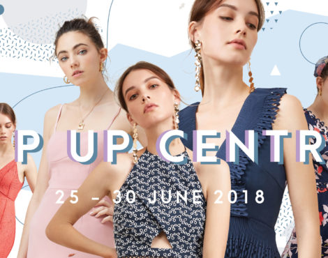Celebrate Infinite Possibilities at YEECHOO Pop-Up: June 25-30, 2018