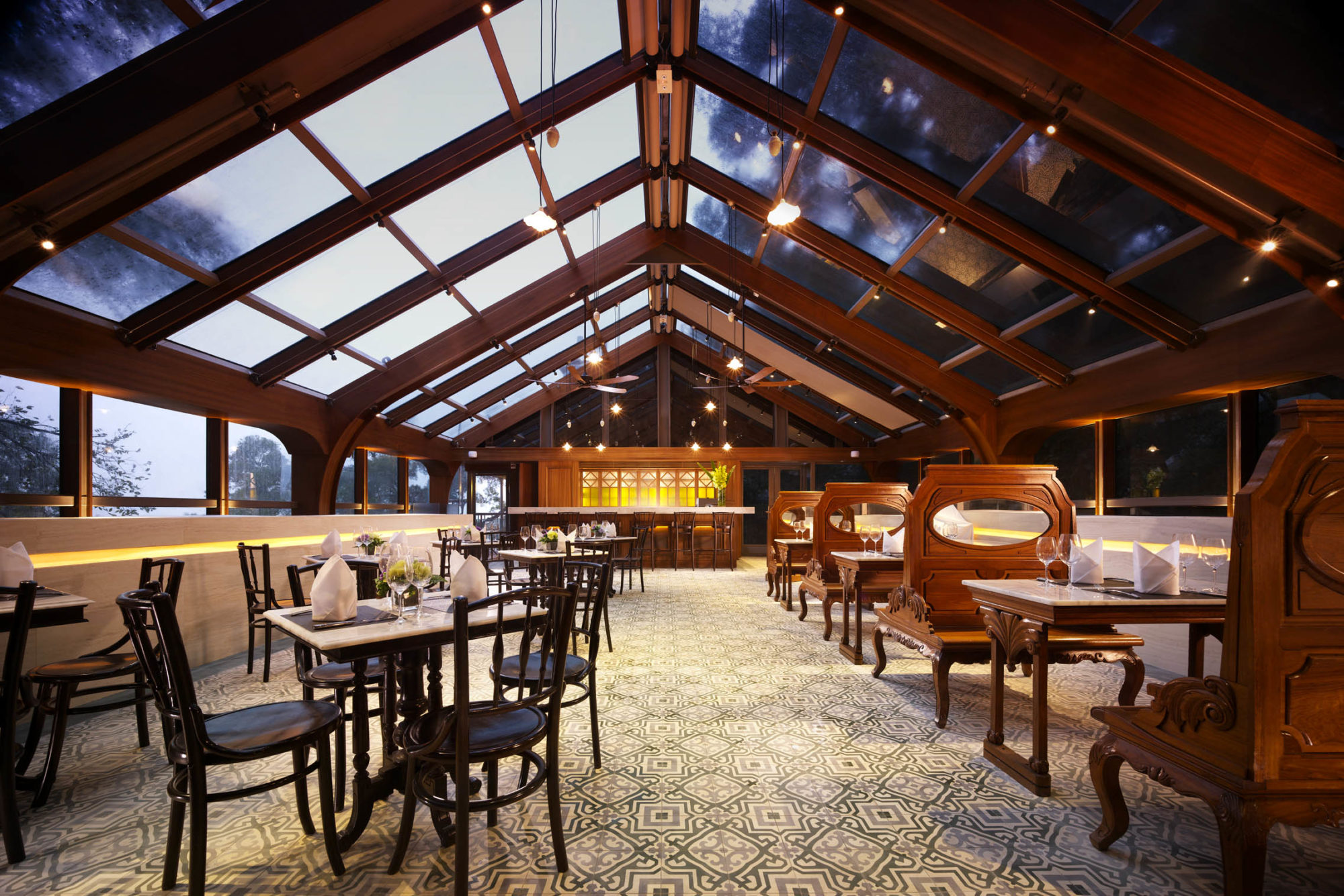 Tai O Heritage Hotel, a chic modern makeover of a heritage building in Hong Kong.