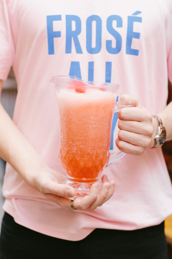 Fancy a forsé? Maison Libanaise jumps on the frozen pink trend for their summer cocktails in Hong Kong line-up.
