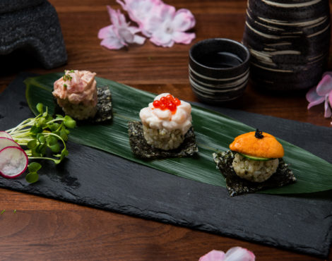 Enjoy Izakaya Bites in An Alfresco Setting at Tenkei