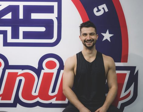 James Theos of F45 Training Quarry Bay on Acing Your Workouts