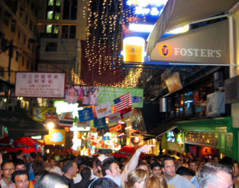 The 6 Kinds Of People You Can Expect To See In Lan Kwai Fong