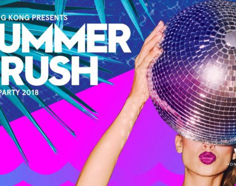 Make a Splash at the W Hong Kong X Summer Crush Pool Party
