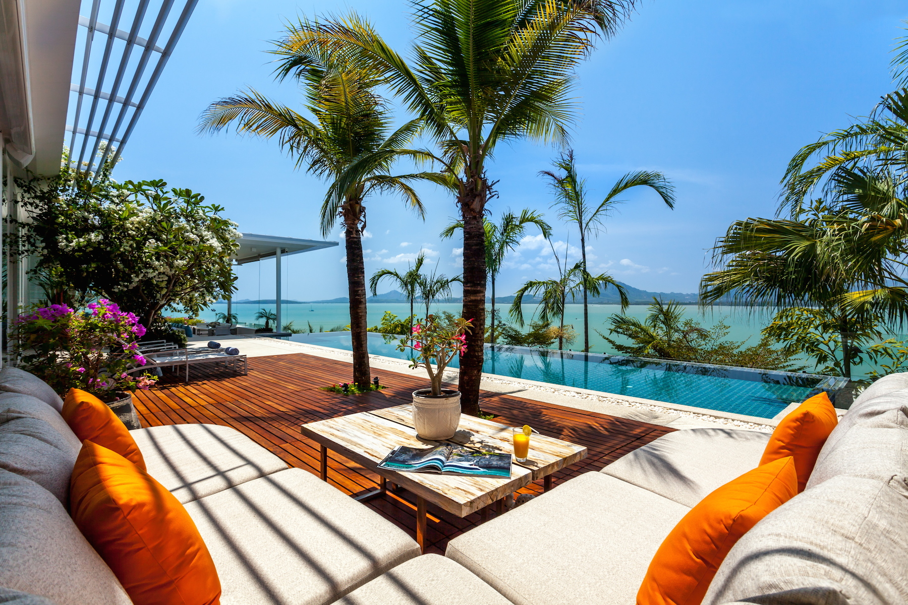 Villa Kalipay, once of Villa-Phuket.com's private villas.
