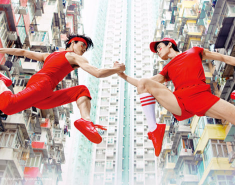 Hong Kong Cool Celebrates Local Ballet and Arts: September 13-16