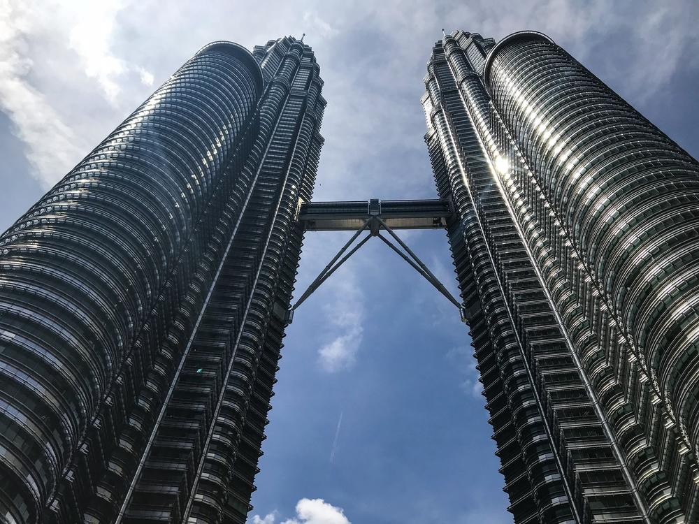 The Petronas Twin Towers, a Kuala Lumpur icon. Photo: Gayatri Bhaumik