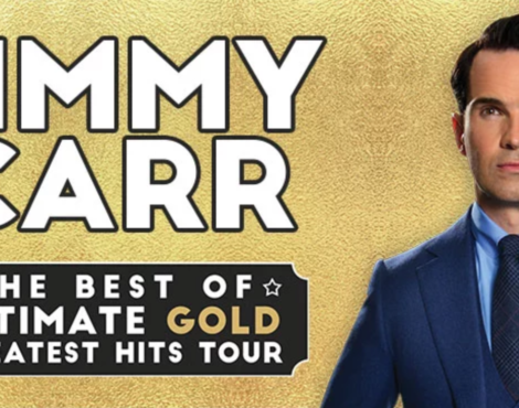 Have a Good Laugh with Jimmy Carr: September 16