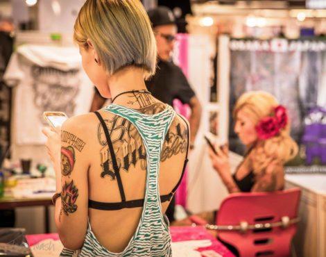 Get Inked at The Hong Kong China International Tattoo Convention Sep 21-23 2018