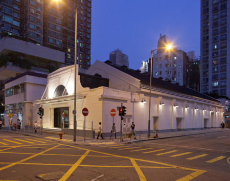 The Historic Home to Chinese Opera: Yau Ma Tei Theatre