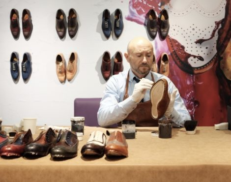 Head to the Lottusse MTO Event for Bespoke Shoes This September