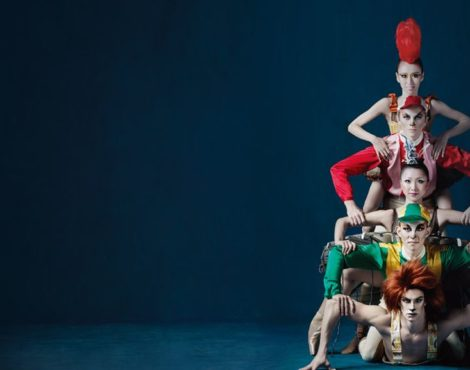 Get Wild at the Hong Kong Ballet's Carnival of the Animals: September 15-16