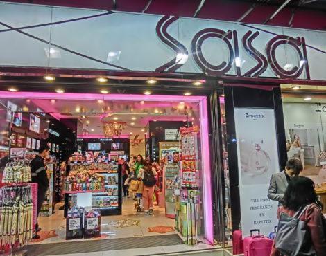 Sasa: One of Hong Kong's First Success Stories