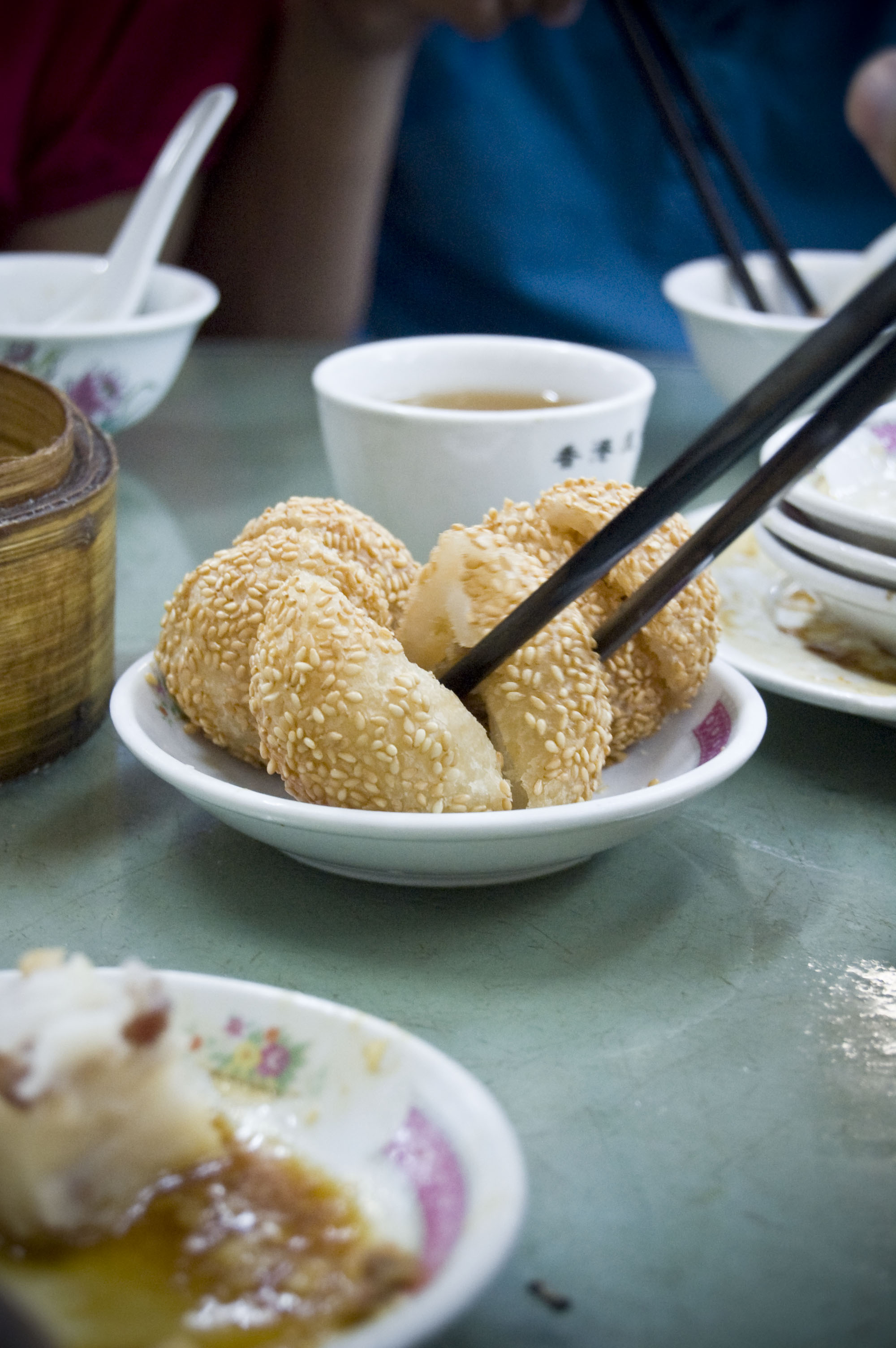 best dim sum in Hong Kong