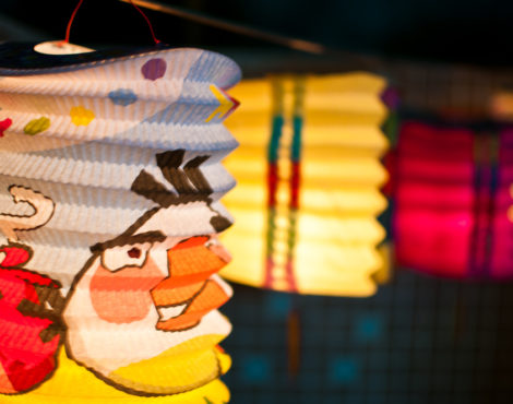 Why Do We Carry Lanterns On Mid-Autumn Festival?