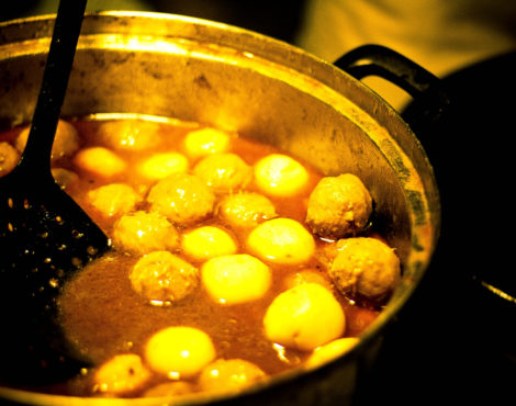 The History Behind the Hong Kong Fish Ball