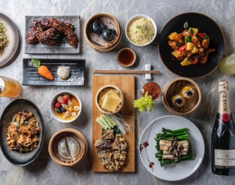 Enjoy a Mid-Autumn Festival Brunch at Fang Fang: September 24-25