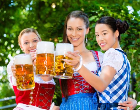 Prost! Marco Polo German Bierfest 2018: October 17-November 10