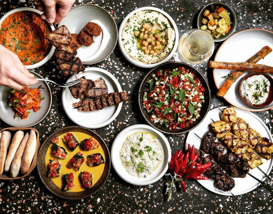 Francis, one of the best Middle Eastern Restaurants in Hong Kong.