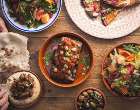 The Best Middle Eastern Restaurants in Hong Kong