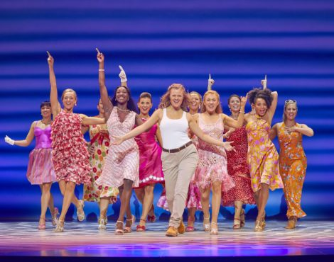 MAMMA MIA! Live in January 2019