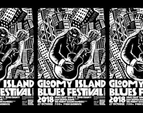 The Gloomy Island Blues Festival: October 27
