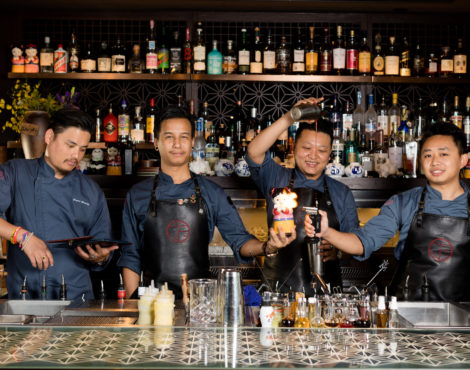 Fang Fang Launches The Happiest Friday Happy Hour: October 26-November 30