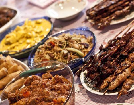 Where to Eat Filipino Food in Hong Kong