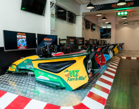 CHRISTMAS GIVEAWAYS Day 13: Win Racing Experiences at Sideways!
