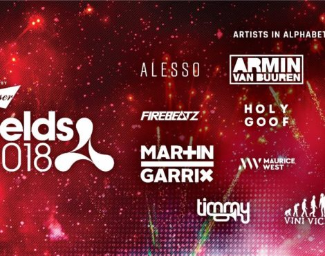 Get Down at Creamfields: December 15-16