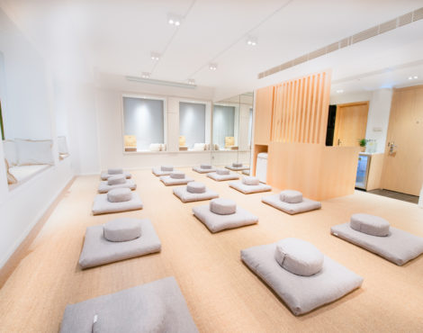 Spotlight: Take a Breath at Enhale Meditation Studio