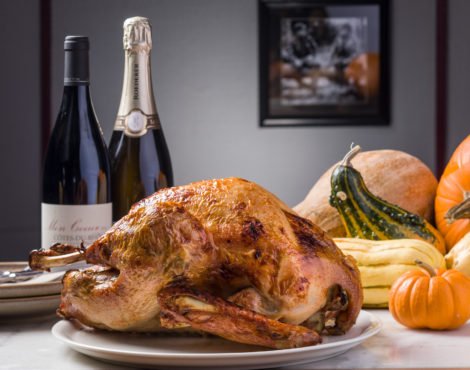 Thanksgiving Sharing Frenzy At Hunter & The Chase: November 22-25