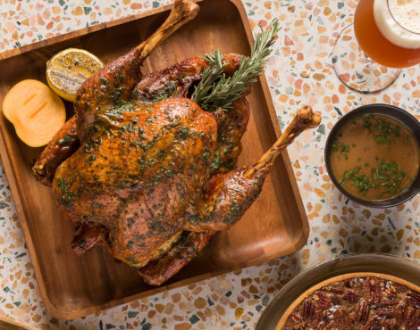 Big Sur's Thanksgiving Feast-to-Go: November 21-23