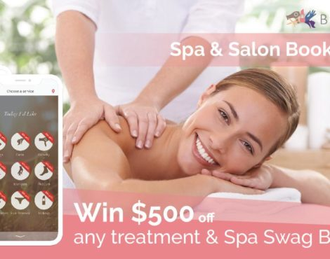 CHRISTMAS GIVEAWAYS Day 3: Win Spa Credit and Goodies from BloomMe!