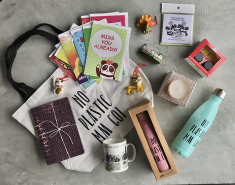 CHRISTMAS GIVEAWAYS Day 6: Win Christmas Hampers from The Lion Rock Press!