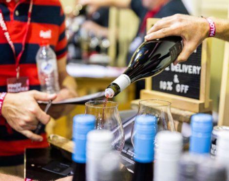 Wine It Up At Pinot Palooza: December 1