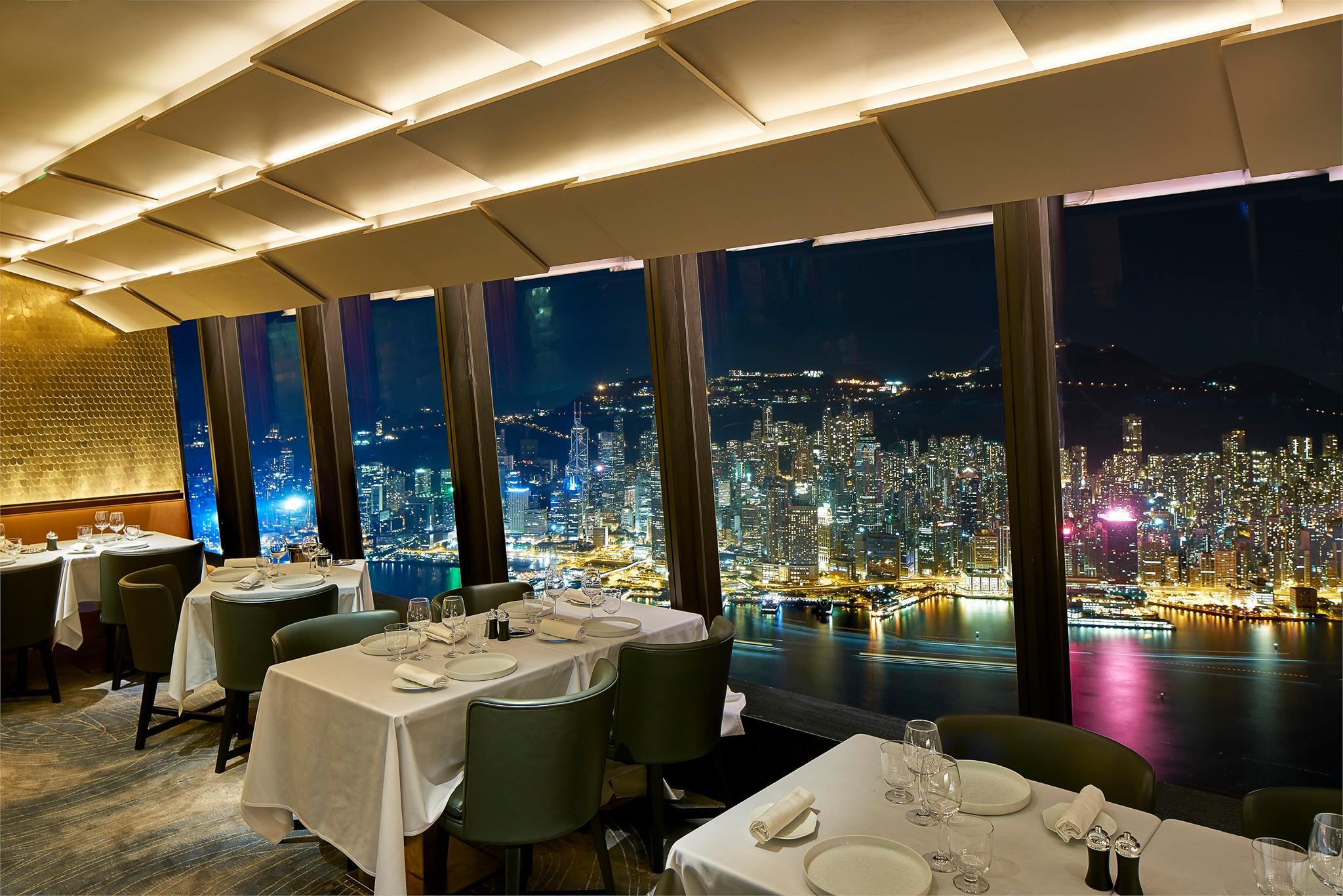 French Restaurants in Hong Kong