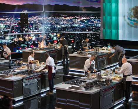 Hong Kong Chef Stars in New Netflix Show The Final Table