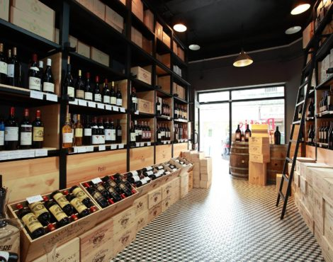 Spotlight: Stock Your Cellar at French Flair