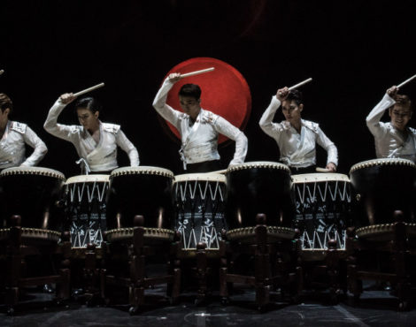 Feel the Beat with Tago Korean Drum: December 28-29