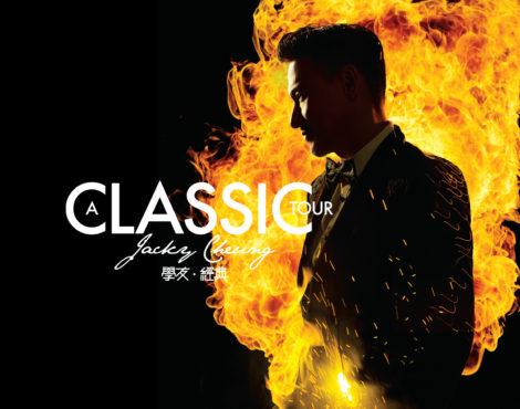 Jacky Cheung: A Classic Tour: January 11-29