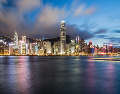 Hong Kong Named 2018's Most Visited City