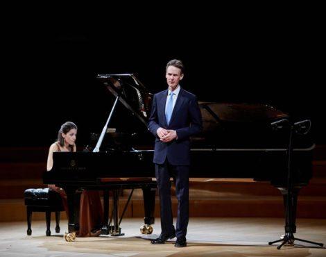 Ian Bostridge & Saskia Giorgini Perform Schubert: January 25-26