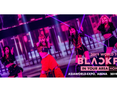 Blackpink In Your Area World Tour 2019: January 26